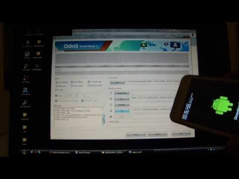 How to install JELLY BEAN on Samsung Galaxy BEAM / Sous-titres français