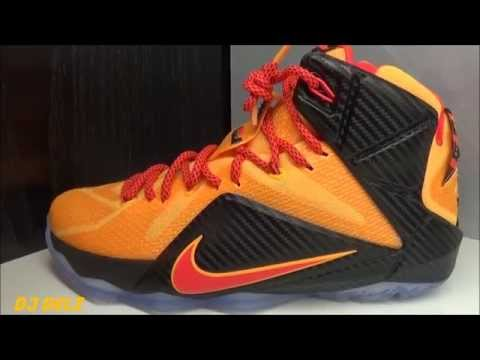 purchase cheap 362b9 04e98 ... real nike lebron 12 witness cleveland cavs sneaker review 4b3ae 306d9