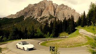 Ferrari GTC4 Lusso In The Mountains - Top Gear Magazine