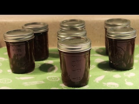 Canning Pear Butter