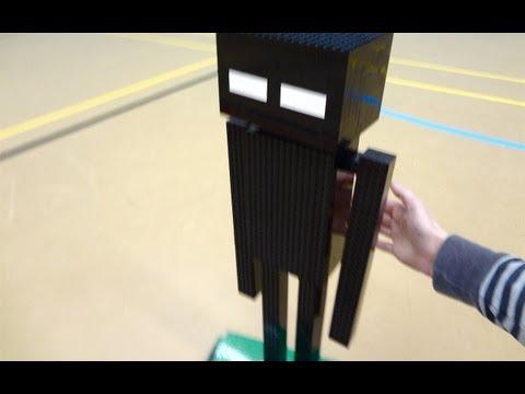 LEGO Enderman - Minecraft