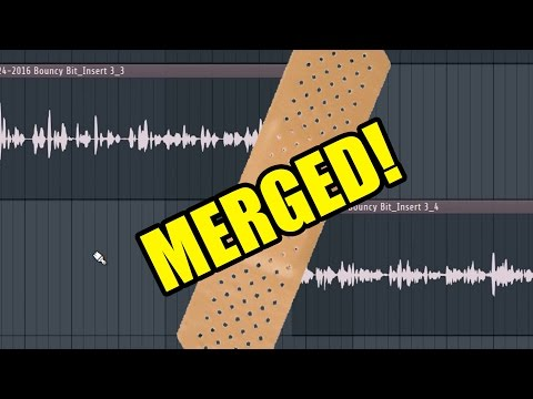 How To Merge Vocal Tracks In FL Studio