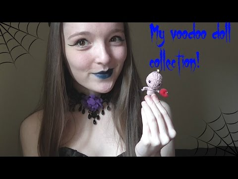 My voodoo doll collection! - wonderfullywackywebster