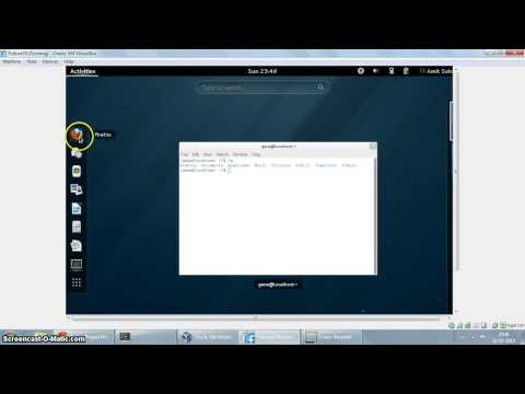 Installing Fedora in VirtualBox on Windows 7- II