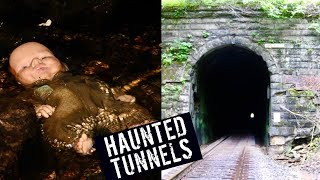 5 MOST HAUNTED TUNNELS