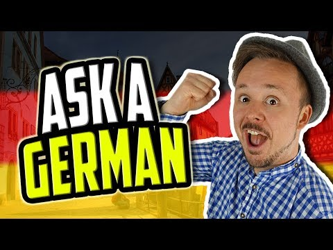 ASK A GERMAN 🔴 Loot Crate Giveaway and Q&A