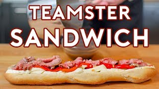Binging with Babish: Teamster Sandwich from 30 Rock
