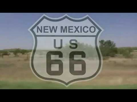 CarRentals.Deals - Driving Route 66 with a hired Classic Car