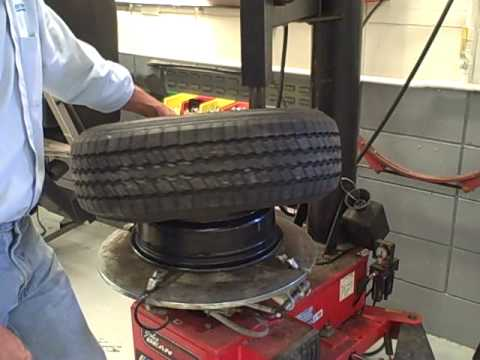 MSCTC Tire Changing Training video