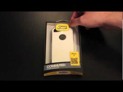 Otterbox Commuter Case for iPhone 5 - Unboxing & Review