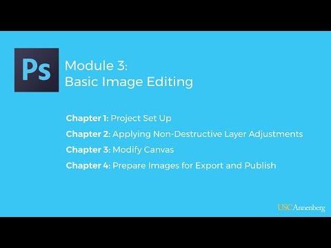 Module 3: Basic Image Editing