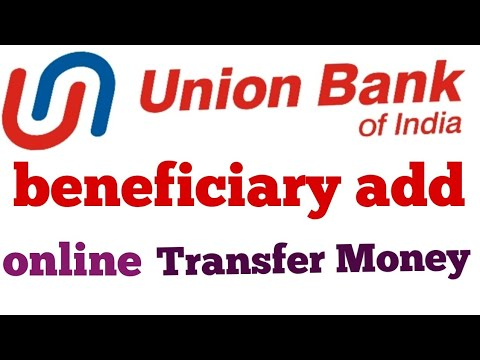 Union bank beneficiary add online