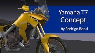 Watch Now I Yamaha T7 Motorcycle Music Jinni