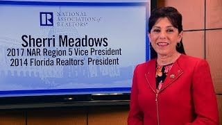 Sherri Meadows: Give to the REALTORS® Relief Foundation