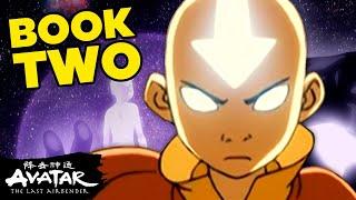 Aang's Journey Season 2 🌊 Avatar | NickRewind