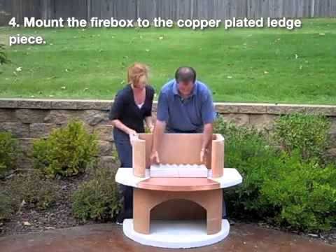 Building the Buschbeck Cape Cod Outdoor Fireplace & Grill