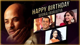 Happy Birthday SOORAJ BARJATYA