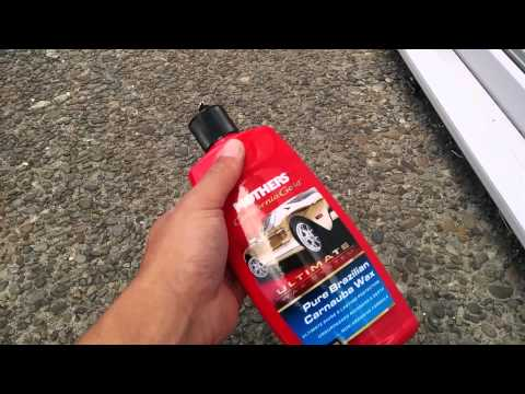 [Part 2] How to remove spray paint from a car