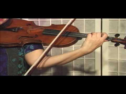 Violin Lesson - Theory - Quarter & Half Notes on the D & A