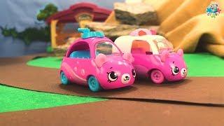 Cuki kocsik kirándulása