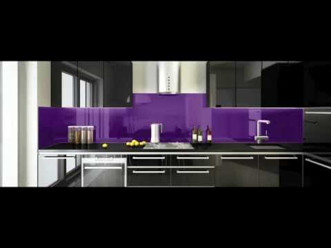 Why you should replace your kitchen tiles with glass splashback - CreoGlass