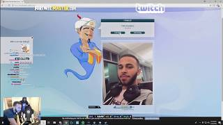 DAEQUAN AND HAMLINZ PLAY AKINATOR! *THEY FREAK OUT*