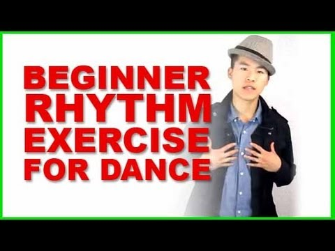 How To Club Dance For Men | Basic Exercise for Developing Rhythm