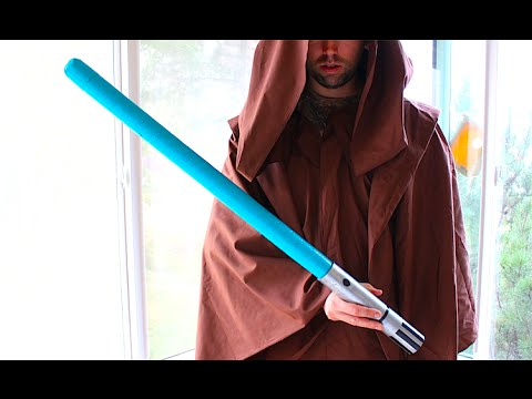 How To Make A Lightsaber!