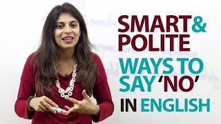 Smart and Polite ways to say