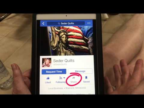 Not seeing your favorite FB Page posts? Check your settings! Techno Tips by SederQuilts