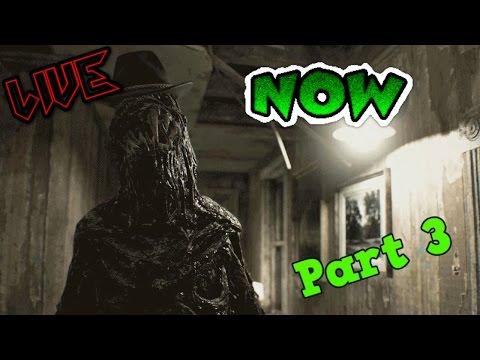Resident Evil 7 (LiveStram) Restarting (Part 3)