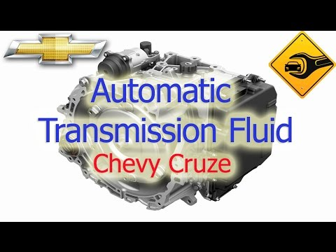Automatic Transmission Fluid | Chevrolet Cruze | 🚗🛠