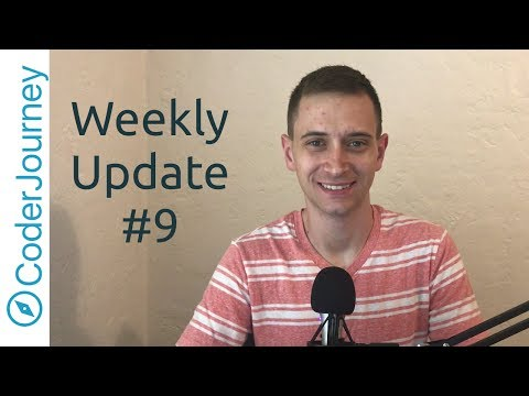Weekly Update #9 - Back from Conference Speaking