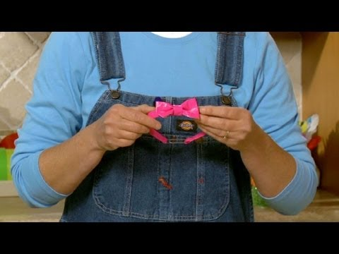 How to Make Duct Tape Bow Ties   Sophie's World
