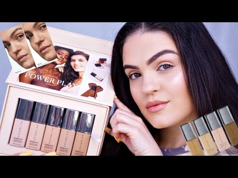 COVER FX NEW Power Play Foundation REVIEW