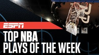 Top plays of the week for the NBA [Giannis Antetokounmpo, Kyrie Irving, LeBron James] 12.13 | ESPN