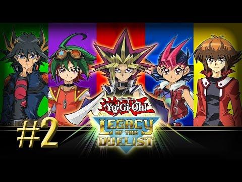 Exodia Deck! (Yu-Gi-Oh! Legacy of the Duelist #2)