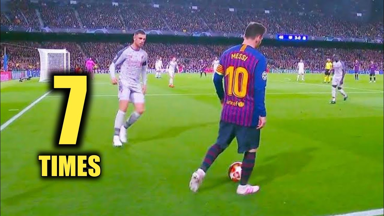 7 Times Messi Broke the INTERNET