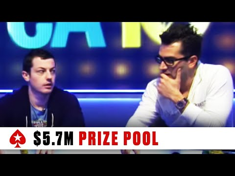 PCA 10 Poker 2013 - $100k Super High Roller Poker, Episode 2   PokerStars