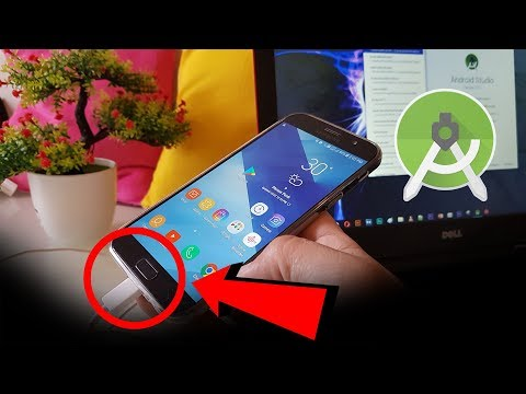Connect Real Android Device with PHP MySQL WAMP on PC (Android Studio Programming for Beginners)