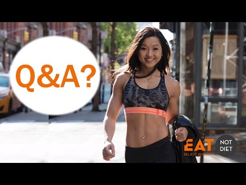 Q&A – What Are Your Diet & Fitness Questions? (Eat Not Diet - Mimi Bonny)