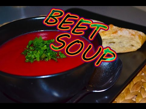 Jummy Vegan Beet Soup