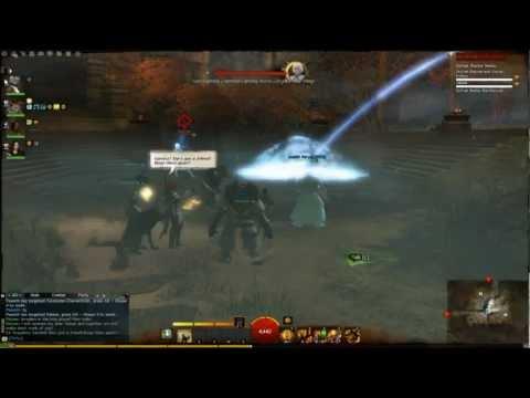 Guild Wars 2 - Warrior: Dungeon - Relena & Vassar