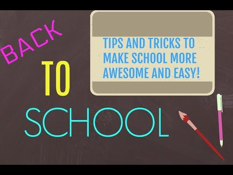 Back To School: Less Stressful, More Awesomeness Chelsea Bee