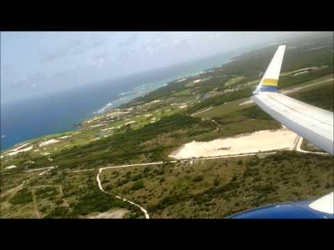 Miami Air B737-800 departing Punta Cana