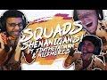 SQUAD SHENANIGANS Ft TimTheTatman Nickmercs Fortnite BR Full Match