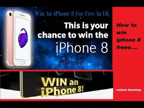 📱 Win an iPhone 8 Free | Guess iPhone 8 price ? Giveaway | Ap be Jeet Sakte hain Yah 📱