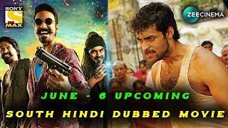 June - 5 Upcoming South Hindi Dubbed movie   Afra Tafri   Khiladi Ki Jung