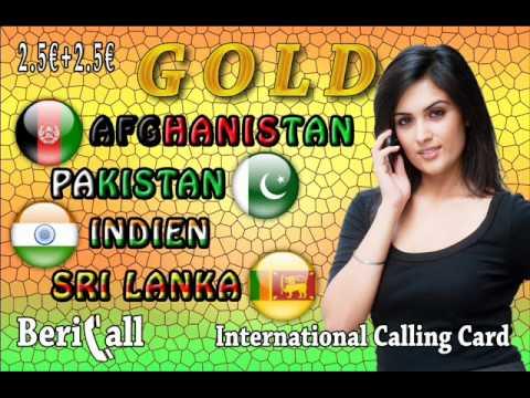 International Calling Cards  Bericall Aros lara Card  Kurdistan Cards