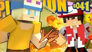 ROSSO È IL PRIMO SFIDANTE DELLA MIA PALESTRA!!! - Minecraft Pixelmon ITA 41 !